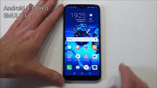 Huawei Honor 10 - распаковка, предварительный обзор