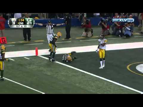 Super Bowl XLV highlights