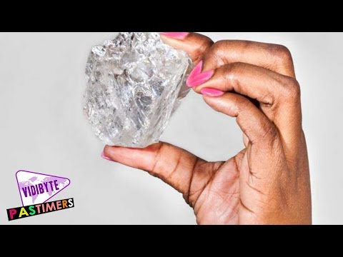 World's Second largest Diamond 'found in Botswana' || Pastimers