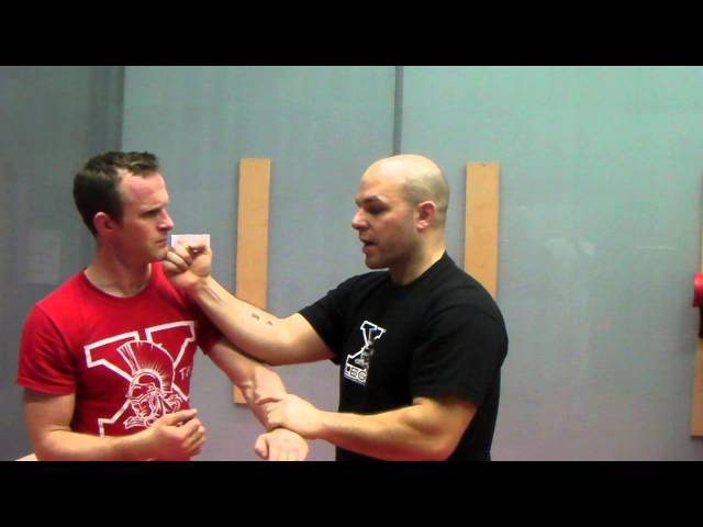 Wing Chun Questions 4 - Basic Chain Punching by Alan Orr