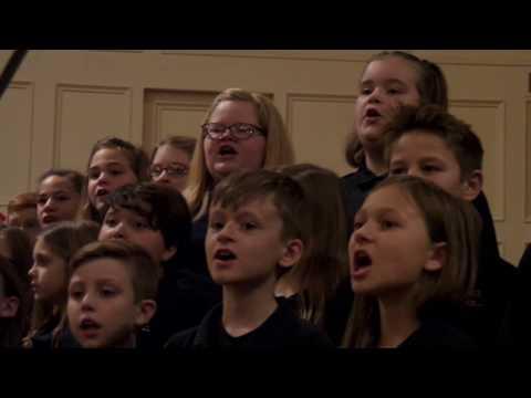 Michigan Avenue Elementary School Christmas Concert 2018 - Chorus