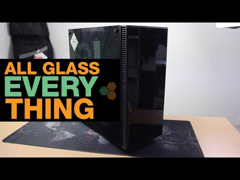 Rosewill Cullinan Tempered Glass Case