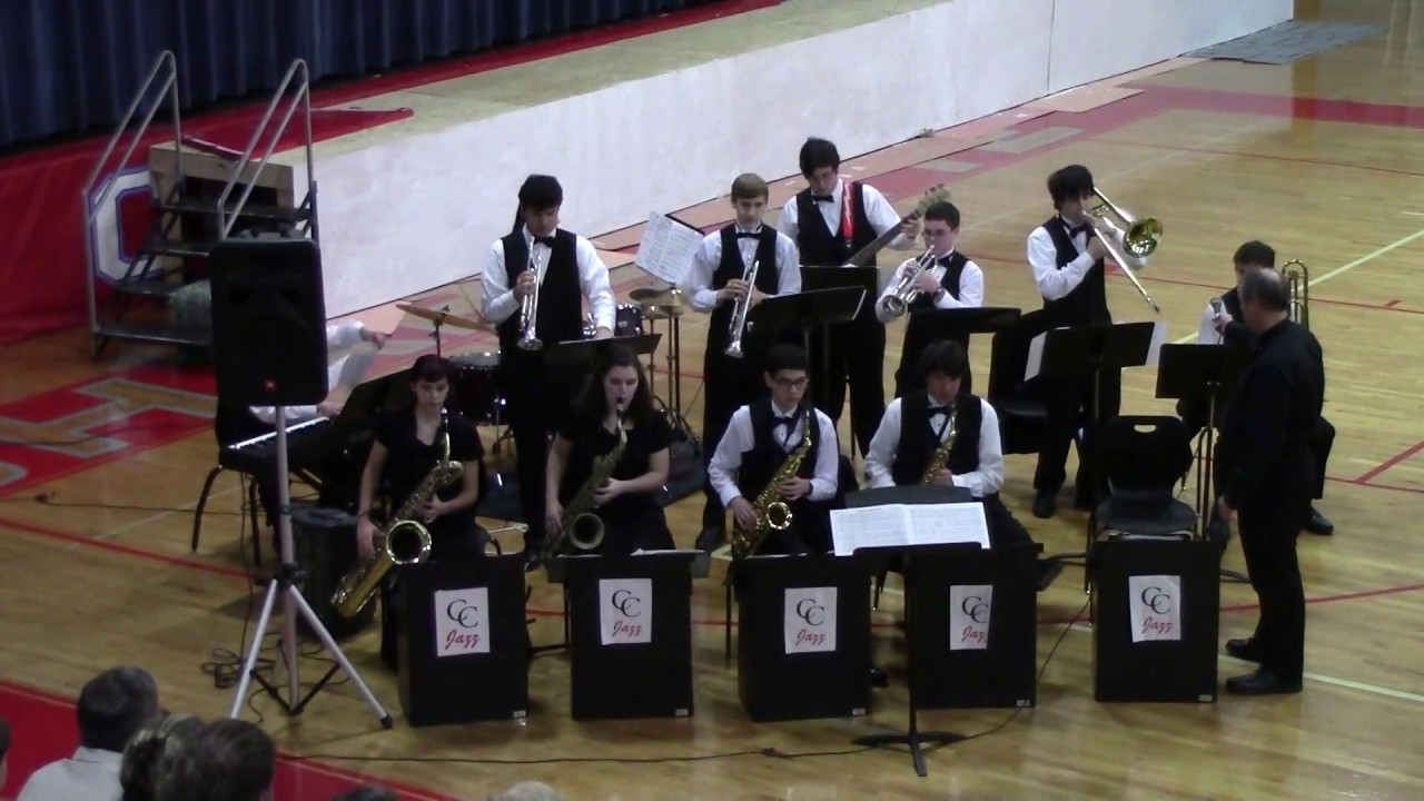 CCHS Cougar Band | Mack the Knife