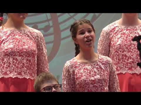Областной конкурс детских хоровых коллективов Новосибирской области