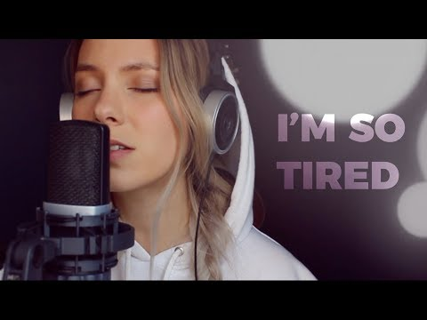 I'm So Tired - Lauv And Troye Sivan   Romy Wave Cover