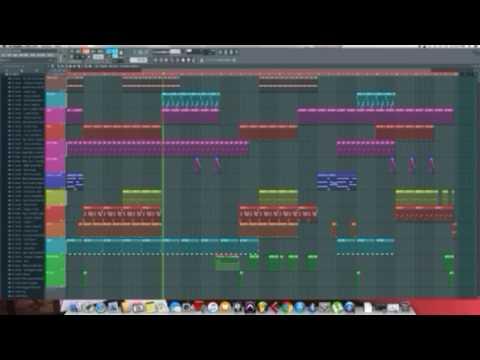Davido Ft. Rae Sremmurd & Young Thug - Pere (Instrumental) Prod. By DJ Smith
