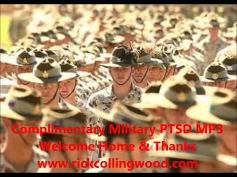 Free PTSD Hypnosis MP3 for Returned Service Personnel.