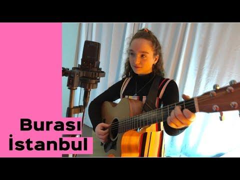 Burası İstanbul - Organize İşler Sazan Sarmalı -  Işıl Ayman cover