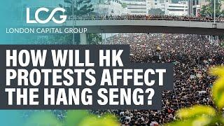 Hang Seng trade setup - live indices analysis (July 29, 2019)