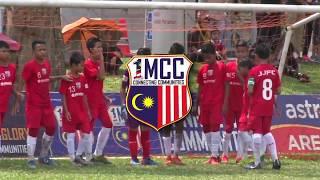 Liga 1MCC 2017 U12 EP9 - Quarter & SemiFinals
