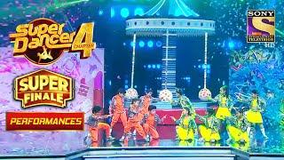 Girls v/s Boys का Maha-Finale | Super Dancer 4 | सुपर डांसर 4 | Super Finale