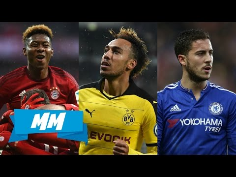 Real Madrid Top 5 Transfer Targets • 2017
