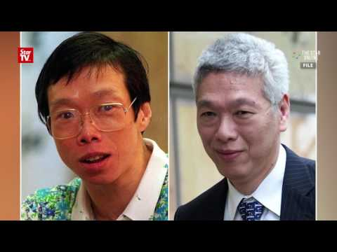 Siblings accuse Singapore PM of abusing power in family row