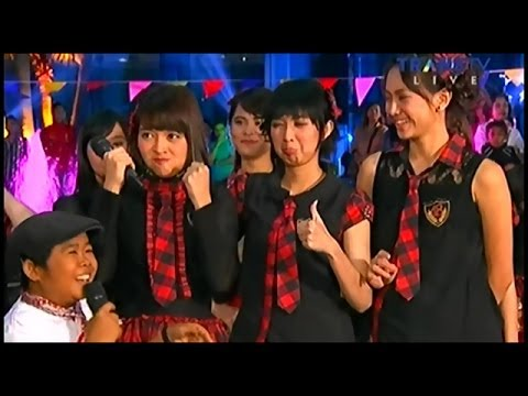 Intro and Games with Kinal JKT48 @ Yuk Keep Smile TRANSTV [14.05.25]