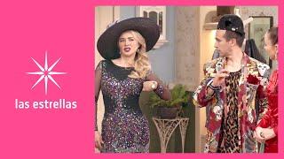Una familia de diez: ¡Habrá un concurso de moda en la familia! | Domingo #ConLasEstrellas