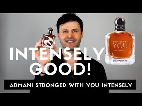 armani you intense