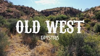 Old West - Dark Angry Guitar Piano Beat | Produced by Epistra