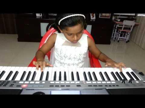 Putham puthu kaalai keyboard notes with chords