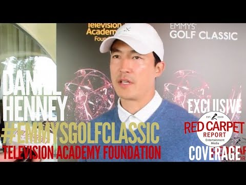 Daniel Henney ed at the 18th Annual Television Academy Foundation Golf Classic Emmys
