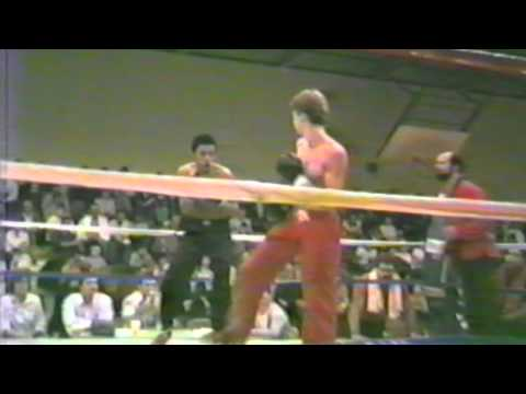 SuperFights 85 Full Contact Kickboxing Forest City NC Kevin Hudson vs Jeff Twitty