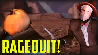 Ragequit! Tryhard Tuesday, Eternal Reward Spy, Random Loadouts!