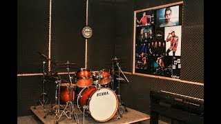 Hey guys! I'm a Drummer from Taiwan This is my first cover video in...