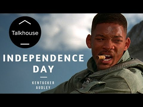INDEPENDENCE DAY: a Milestone in Special Effects, Comic Relief, and More – Kentucker Audley