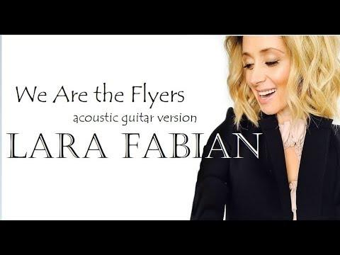 Lara Fabian - We are the Flyers 🎸acoustic version (magyar fordítással)