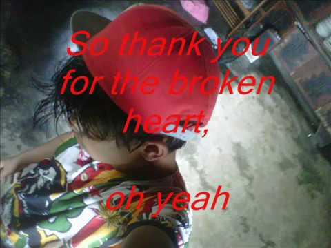 Rilex Clan   Thank U for The Broken Heart lyric