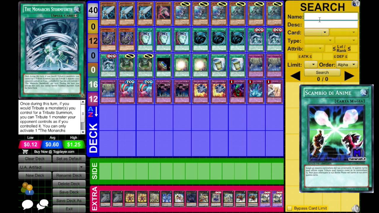 how to get your old decks from dueling network