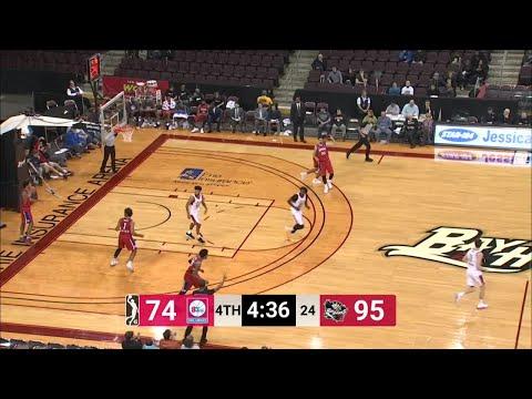 Jeremy Evans (20 points) Game Highlights vs. Delaware 87ers