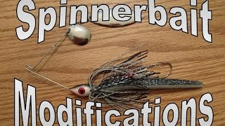 Spinnerbait Modifications