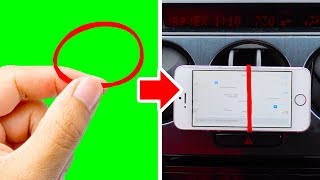 25 UNEXPECTED HACKS WITH GIRL'S ITEMS