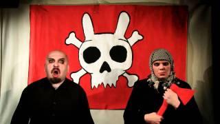 Эбонитовый Колотун - Вперёд, Россия! (для Евровидения)