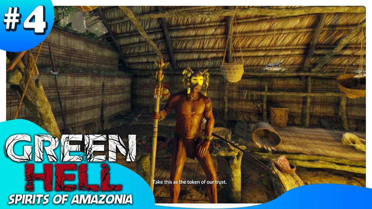 VLOG HUTAN AMAZON MAN - KARENA SUDAH MUMET   GH - SPIRIT OF AMAZONIA II #4