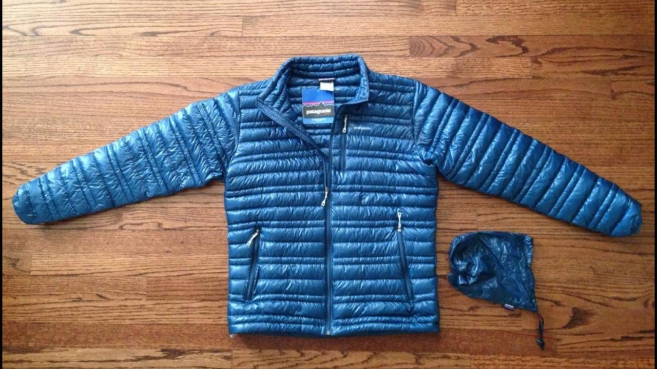 0830c4b56 My Patagonia Ultralight Down Jacket Review