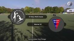 SV Blau-Weiß Aasee Frauen I - Werner SC 13:2 (7:0) (RECUT)