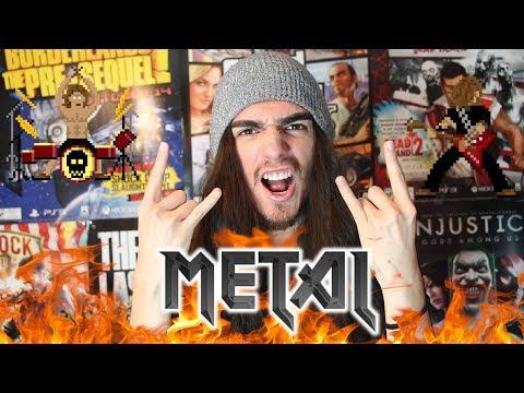 Top 10 Metal Songs In Video Games
