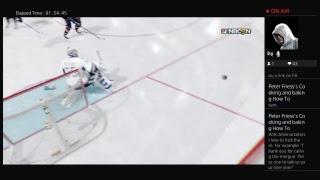 Drunken Gaming - NHL 2018 Be A Pro Part 1