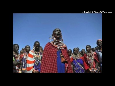 News: The Maasai, In Kenya, Fight To Get Compensation From Companies Who've Stolen Their Brand