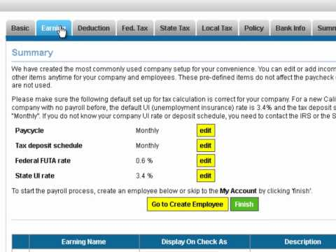 Registering for E-Smart Paycheck