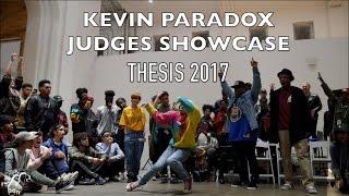 Paradox w formie! Pokaz sędziów Thesis2017!