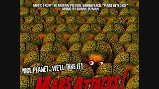 Video Mars Attacks! (1996) Official Original Soundtrack by Danny Elfman download MP3, 3GP, MP4, WEBM, AVI, FLV September 2018