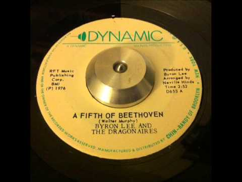 Byron Lee & The Dragon Aires - A FIFTH OF BEETHOVEN