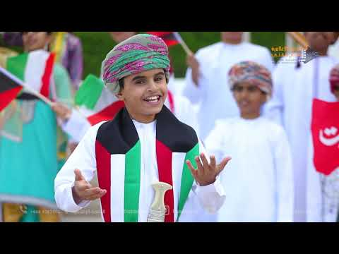 الله يا كويت| أغنية  وطنية بمناسبة العيد الوطني الكويتي الـ 58 - غناء: مخلد الجابري