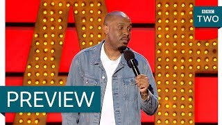 Dane Baptiste summarises 50 Shades of Grey - Live at the Apollo: Episode 5 Preview - BBC Two