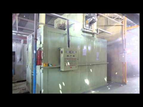 industrial oven lpg