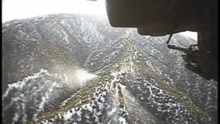 Apache gunship killing Taliban - pass #2