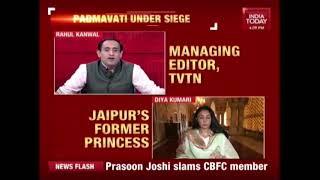 Exclusive Debate On BJP Opposing Sanjay Leela Bhansali's Padmavati