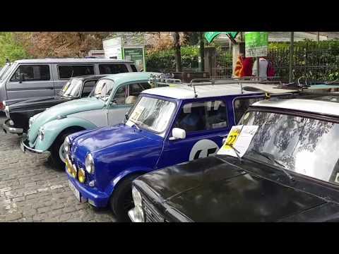 OLDTIMER CARS IN SKOPJE - MACEDONIA ( PART 2 )
